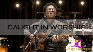 Hanson Asiedu - Give Thanks (Spontaneous Worship) | Caught In Worship