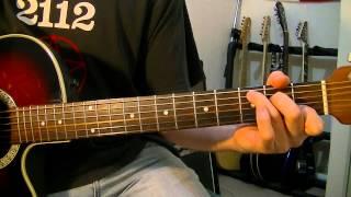 La Ley | Mentira (Unplugged) | Guitar Cover HD