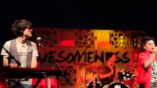 """Summer Pop Medley 2012"" - Sam Tsui LIVE ft. Kurt Schneider  VIDCON 2015"