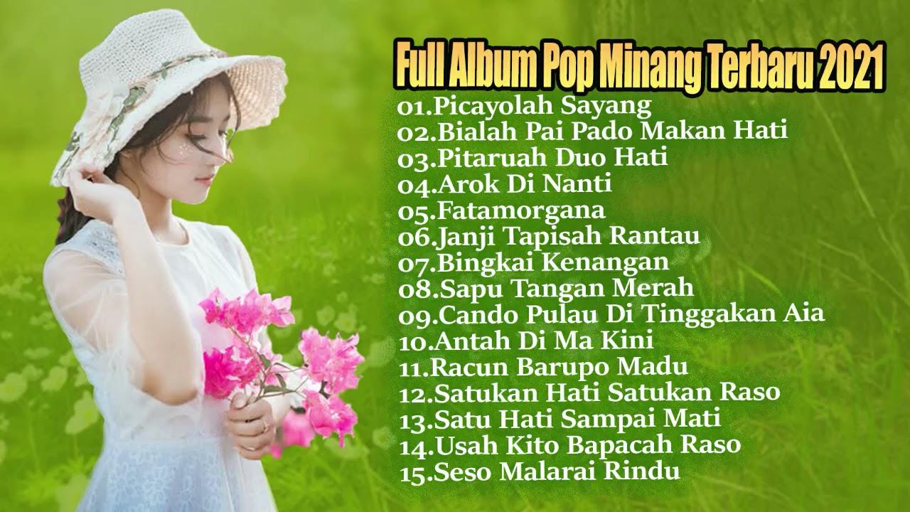 Full Album Pop Minang Terbaru 2021