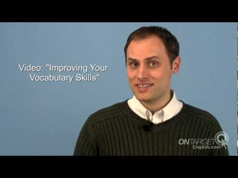 6 Tips to Learn More English Vocabulary Words