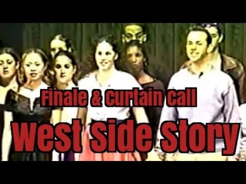 Finale/Curtain Calls - West Side Story - Clifton Y Theater Group - 2000