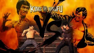 The Dragon vs The Street Fighter Bruce Lee vs Sonny Chiba