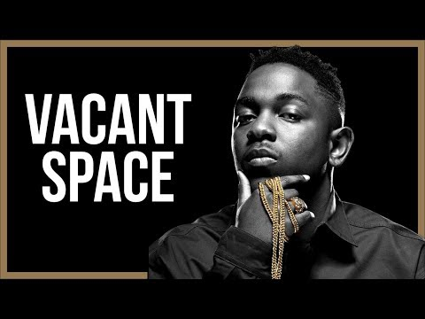 "*RAW* Kendrick Lamar Type Beat ""Vacant Space"" 2018 Instrumental Lbeats"