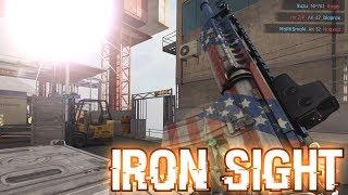Iron sight [CBT] Team Deathmatch [M4 ACC-M]