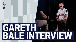 GARETH BALE'S FIRST INTERVIEW AFTER RETURN TO TOTTENHAM HOTSPUR | #BaleIsBack