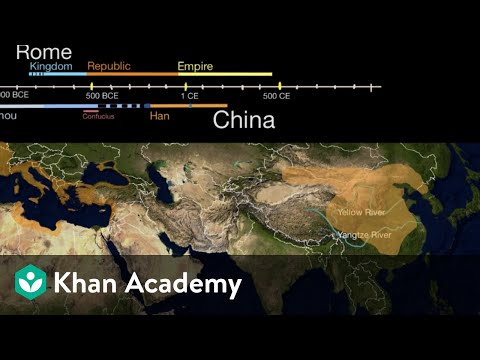 Comparative roles of women in Rome and Han China | World History | Khan Academy
