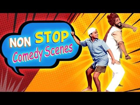 Non Stop Comedy Scenes | Pak Pak Pakaak | Superhit Marathi Movie | Nana Patekar, Saksham Kulkarni