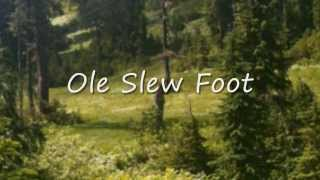 Ole Slew Foot - Johnny Horton