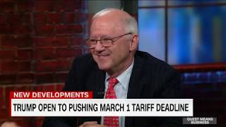 Orlins: 'Deeply troubled' relations between U.S. and China
