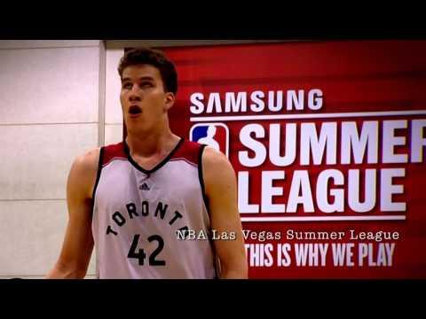 NBA Rooks: Jakob Poeltl Gets Ready for the Season