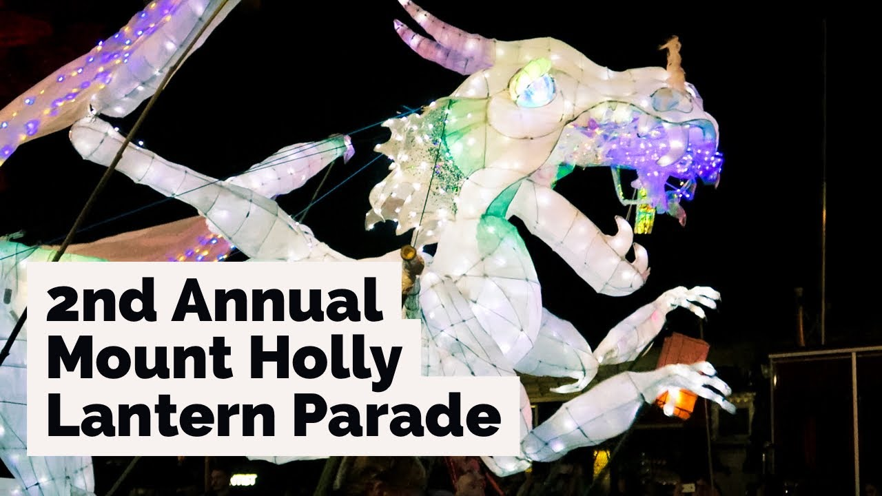 Mount Holly Nc Christmas Parade 2020 2nd Annual Mount Holly Lantern Parade   Mount Holly, NC   YouTube