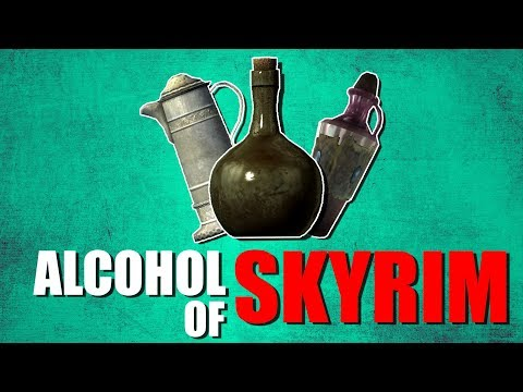 The Alcohol of Skyrim! thumbnail