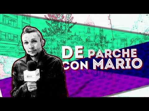 De Parche con Mario en #ViveDigitalTV C13-N4