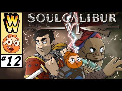 """""""Advantage vs. Disadvantage!"""" - Soulcalibur VI (Part 12) - Featuring: Jesse Cox! - Weekend Warriors!"""