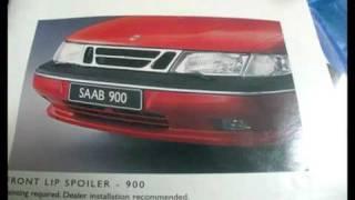 1994 Saab 900 se turbo Video TEST Drive HERE