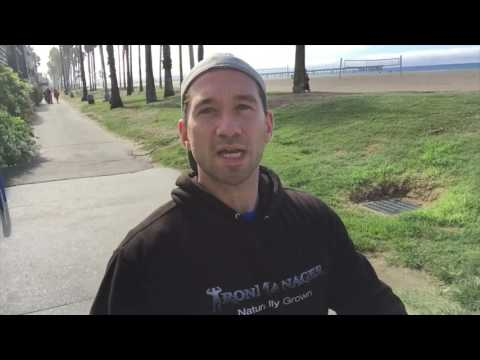 CARDIO a Muscle Beach #GetFitWithIronManager | Los Angeles | IronManger