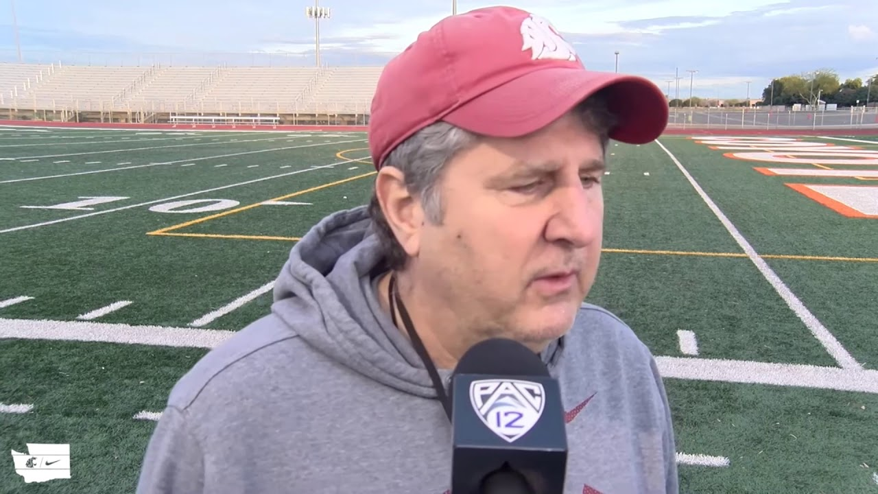 Mike Leach on Air Force 2019-12-26