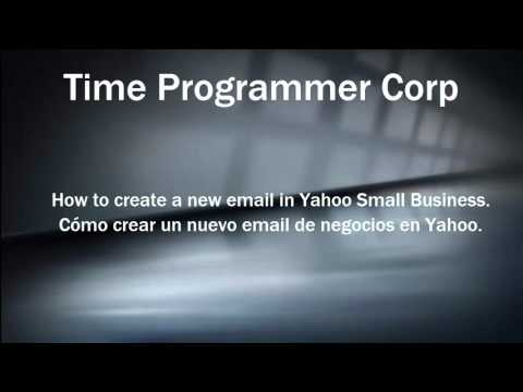 Yahoo Email For Your Business - YT