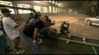 Трансформеры-2: Месть Падших (Transformers: Revenge of the Fallen) На съемках: день первый (рус.)