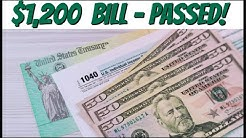 😱NEW $1,200 STIMULUS CHECK UPDATE 💸House Passes 3 Trillion Dollar COVID Bill 🇺🇲HEROES ACT 5/16