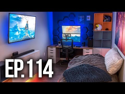Room Tour Project 114 – Best Gaming Setups!