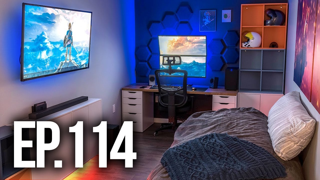 The 10 Best Ideas for Gaming Bedroom Setup - Best Interior ...