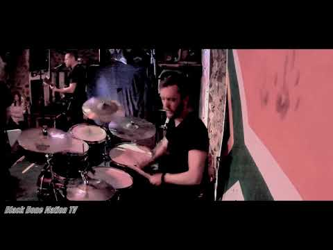 Black Bone Nation - Backseat Lover [ Henri Viljoen Drum Cam - Railways Café, South Africa 2019 ]