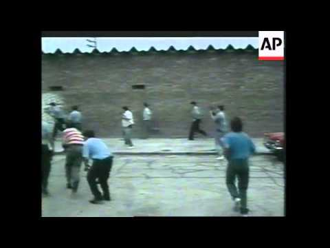 ARGENTINA: ASSASSIN OF FORMER DICTATOR SOMOZA GOES ON TRIAL