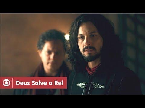 Deus Salve O Rei: capítulo 127 da novela, quarta, 6 de junho, na Globo