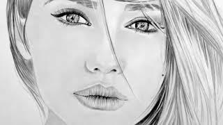 Красивые рисунки простым карандашом