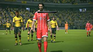 FIFA ONLINE 3 LEGEND RANKING FULL GERMAN TEAM DER KLASSIKER 1-0