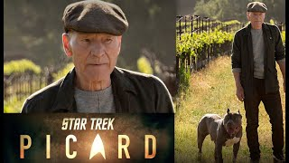 STAR TREK Picard- New Entertainment Weekly Images/Info