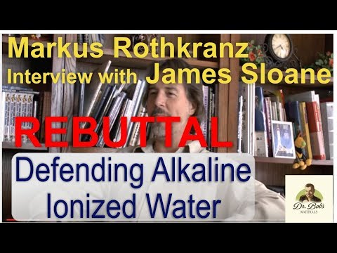 REBUTTAL to The Alkaline Myth and Hype  The Acid Alkaline Truth Exposed