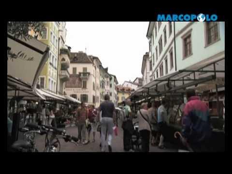 Bolzano la citta piu nordica d'Italia