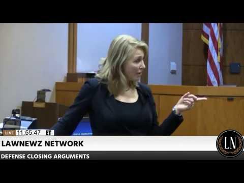 Frank Bybee Trial Prosecution Rebuttal 10/06/17