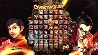 Download Video Street Fighter X Tekken: Character Select. MP3 3GP MP4