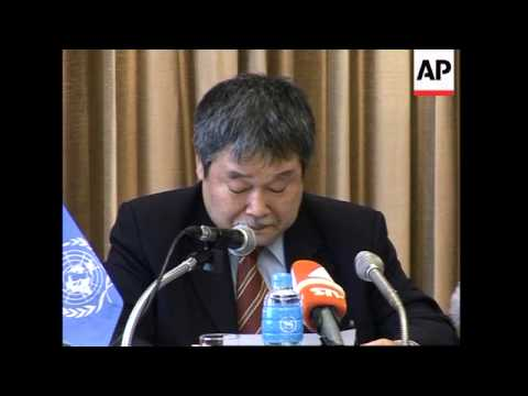 UN Food and Agriculture newser on re-emergence of bird flu