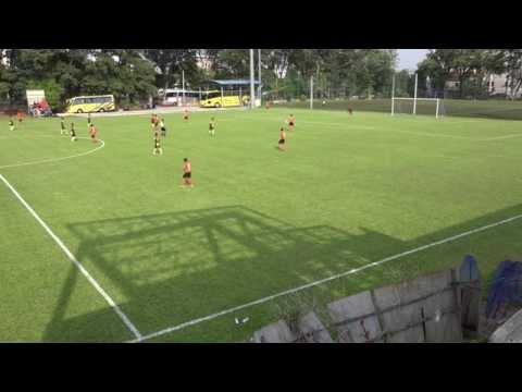 Match Analysis of U16 vs U15 Malaysian National Teams