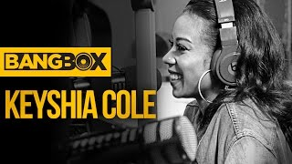 Keyshia Cole Talks 2Pac & Kanye West, Independence, & Rapping At Age 12 on The Bang Box