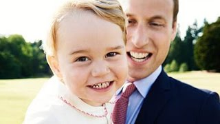 Royal Palace Writes Open Letter Calling Out Paparazzi Who Photograph Prince George