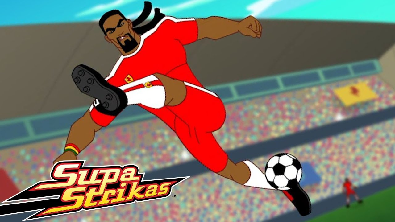 """No más """"El"""" en el equipo   Super Strikas   Súper Fútbol Dibujos Animados"""