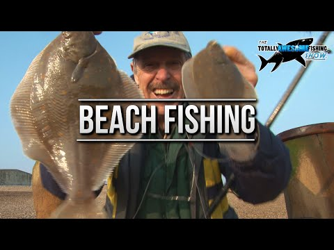 Beach Fishing For Flatfish - Rigs, Tips And Tactics | TAFishing