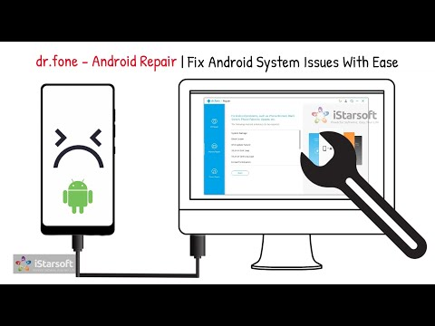 Dr.fone - Android Repair | Fix Android System Issues With Ease