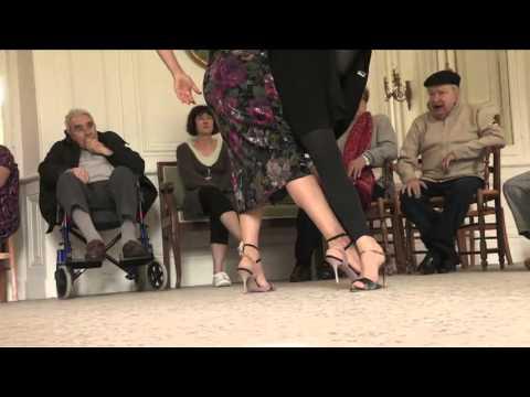 """Dans la série """"Les allegros d'Alzheimer"""", avec France Mourey"""
