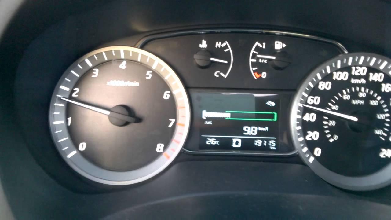 Nissan Sentra 2013 Falla De Transmision Youtube