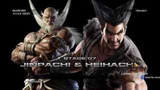 Tekken Tag Tournament 2 Wii U Edition - Gameplay - [1080p/60fps]