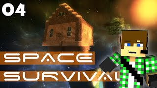 SONO DIVENTATO UN ROBOT - Minecraft Space Survival E4