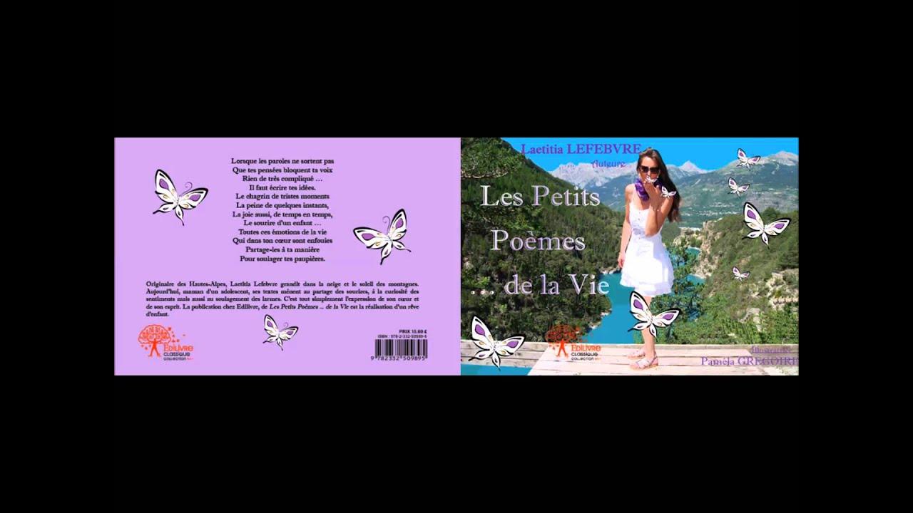 Laetitia Lefebvre Auteur De Les Petits Poèmes De La Vie Sur Fréquence Mistral Gap