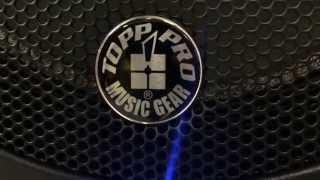 Topp Pro Argo 15A Demo